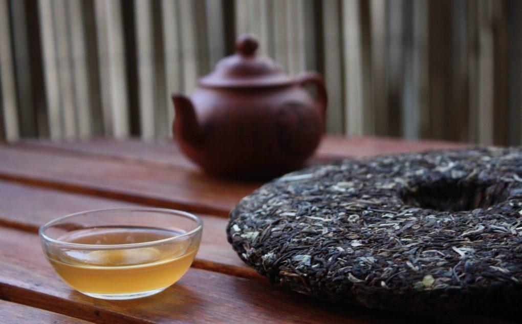 chinese pu erh tea