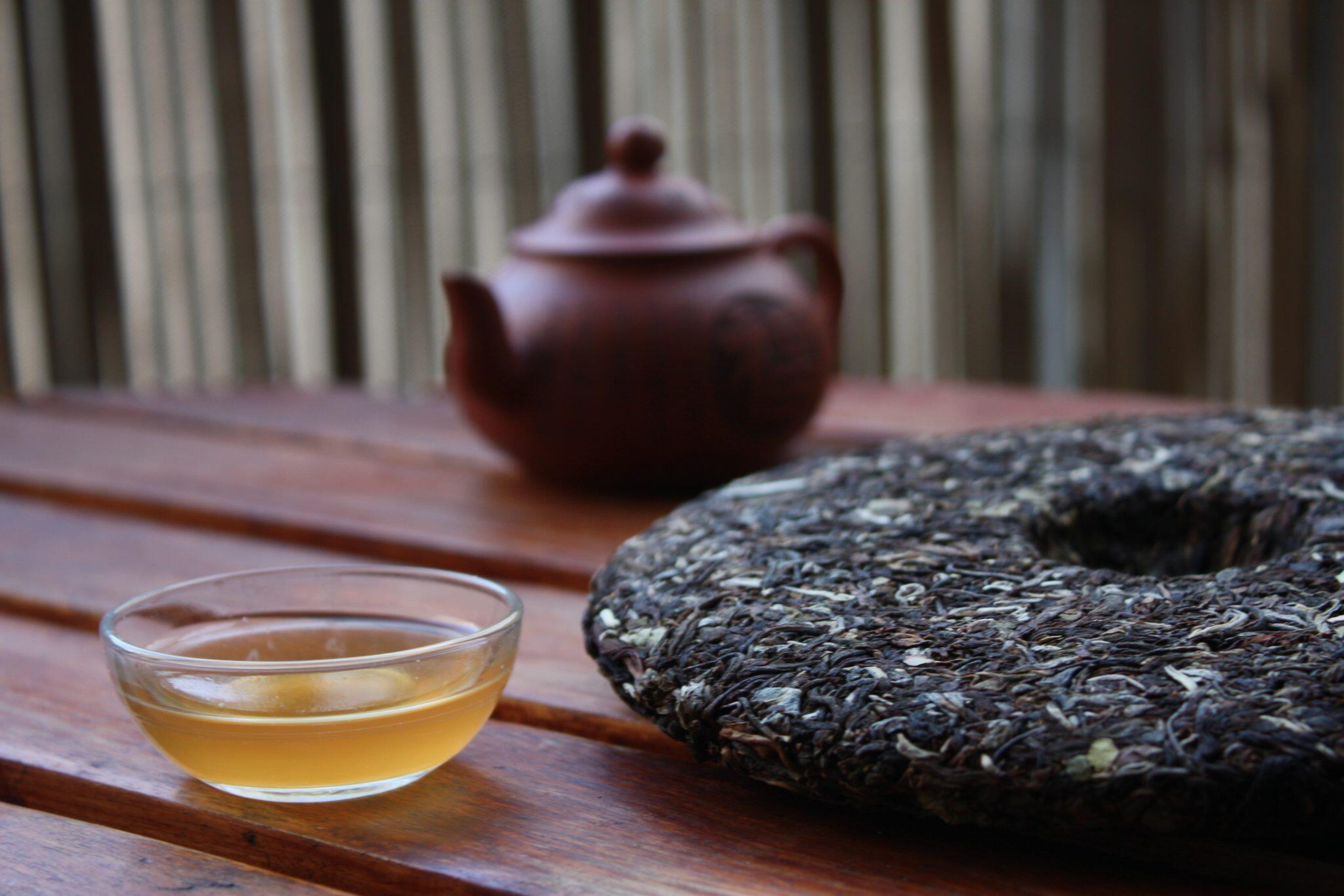 chinese pu erh tea