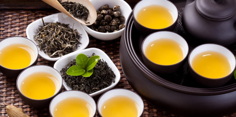 chinese good tea