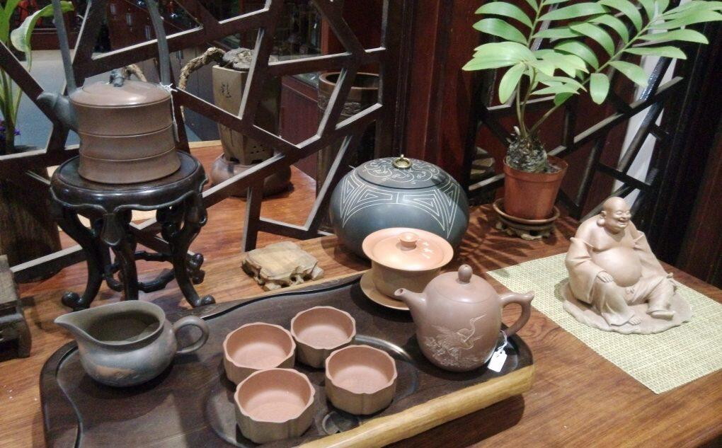 chinese tea set how to use