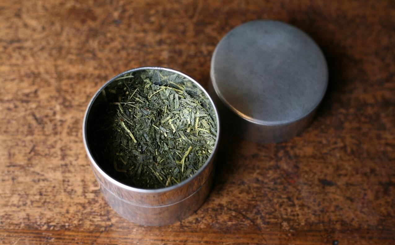 store loose leaf tea