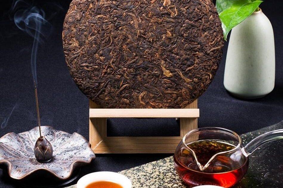 puer tea cake