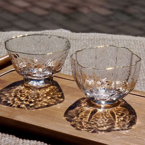 Heat Resistant Glass Tea Cup